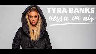 Tyra Banks W/Her Most Personal Interview Ever!