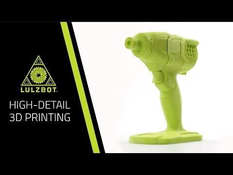 0 - Aleph Objects startet Verkauf von neuem LulzBot Druckkopf für 3D-Druck mit hoher Auflösung