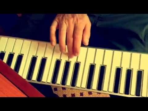 Jordan Rudess and Xkey Air 37 Bluetooth wireless MIDI keyboard