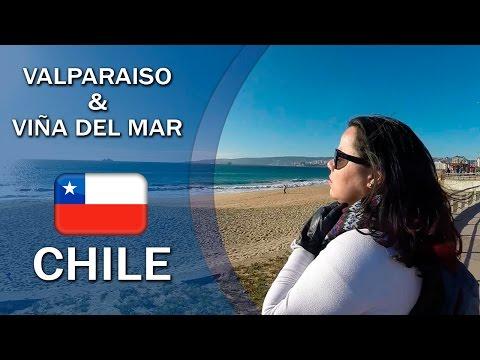 CHILE - Valparaiso e Viña del Mar