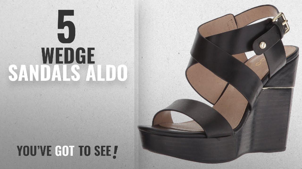 9db06fdf7fac Top 5 Wedge Sandals Aldo  2018   ALDO Women s Faustina Wedge Sandal ...