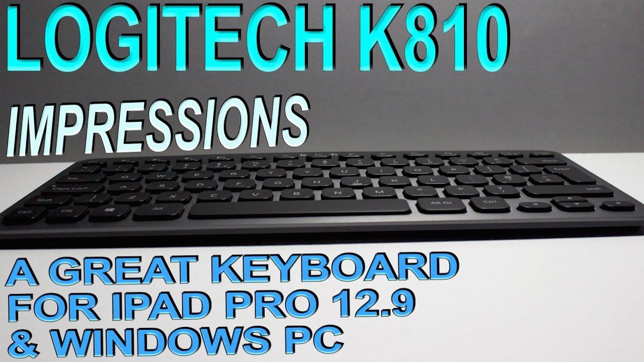 logitech k810 windows phone 8