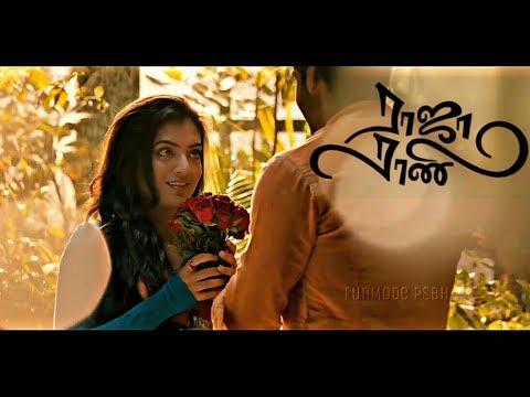AdaDa Adada Song BGM | Rajarani Movie BGM Tone | Aarya | Nazriya Nazim | Tamil Whatsapp Status