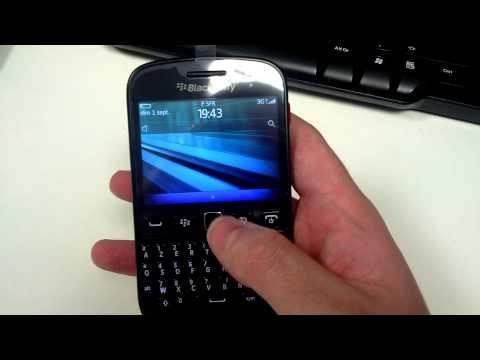 BlackBerry-FR: Introducing BlackBerry 9720
