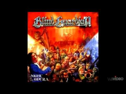 The Maiden and the Minstrel Knigt - Blind Guardian (with lyrics)