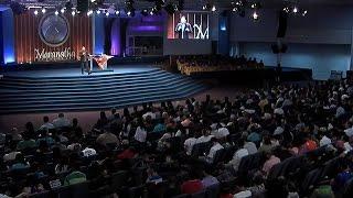 """""""Comienza a construir tu futuro con fe"""" Pastor Javier Bertucci (Viernes 26-06-2015)"""