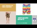 NEFF Board Shorts Hot Trends On Men Fashion