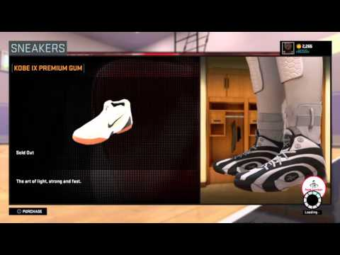 NBA 2K16 unlocked kobe bryant mistery ?? connection mind game