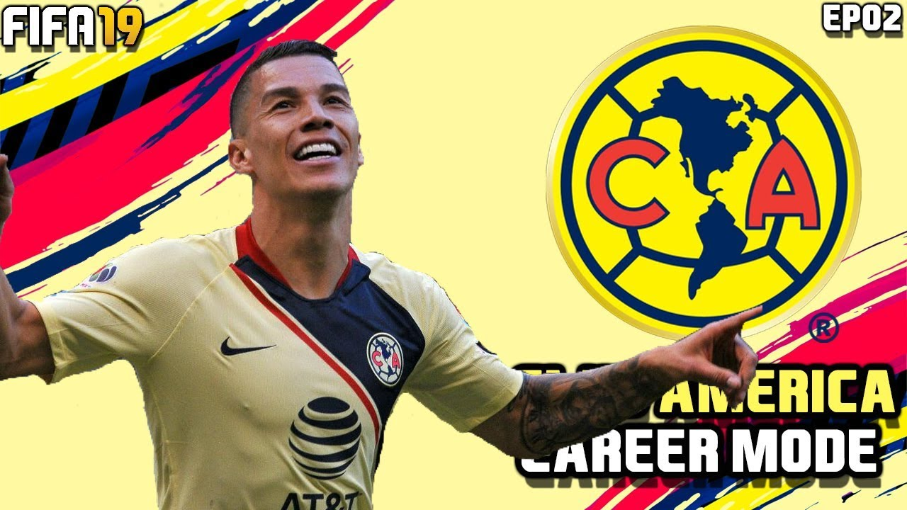 FIFA 19 Club America Career Mode Ep.02  7d05d84ac