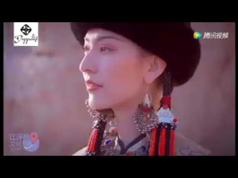 The beauty of Uighur women in the 1st century