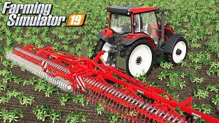 Praca chwastownikiem - Farming Simulator 19 | #10