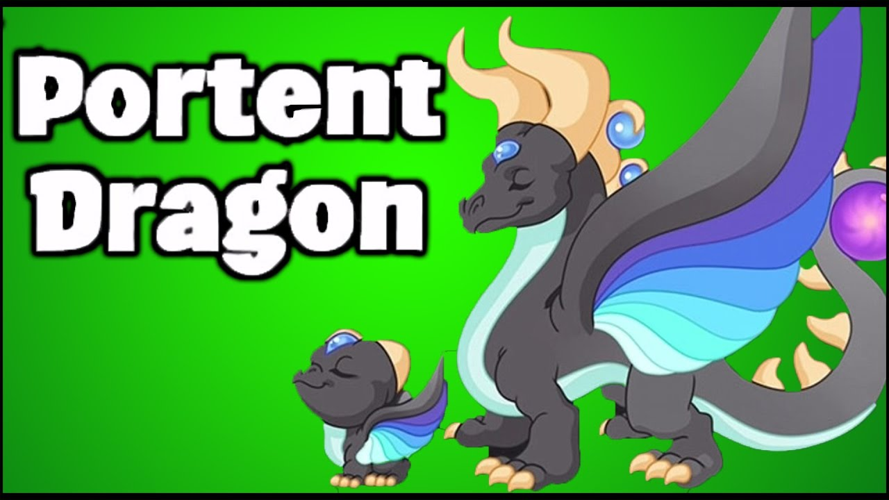 how to breed portent dragon limited dragonvale youtube