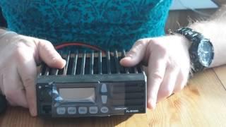 видео Морская рация Icom IC-M421