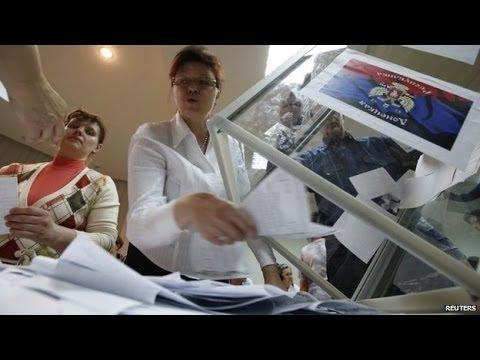 Ukraine crisis: Rebels Declare Victory in East Ukraine Vote On Self-Rule