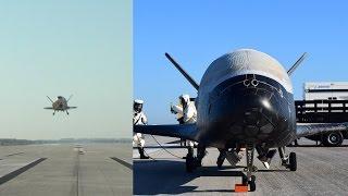 X-37B OTV-4 Landung