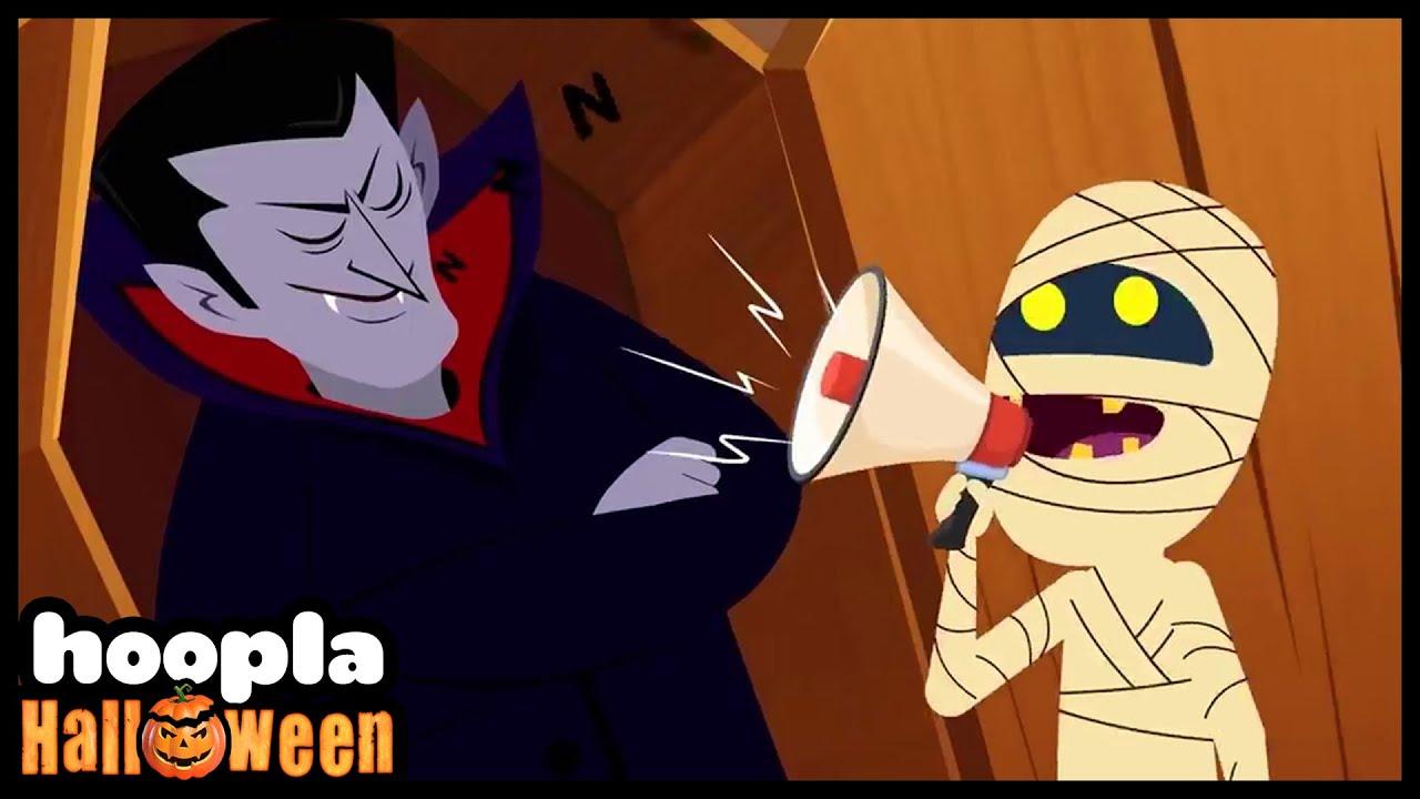 Are You Sleeping Spooky Monsters | Halloween Songs For Kids | Hoopla Halloween