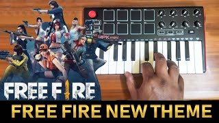 Free Fire Game Theme | New Theme 2019 | Music Cover By Raj Bharath