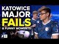 2019 Katowice Major Fails & Funny Moments