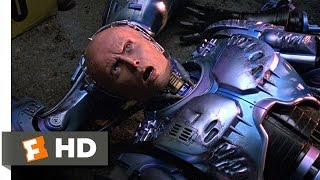 RoboCop 2 (4/11) Movie CLIP - One of Us Must Die (1990) HD