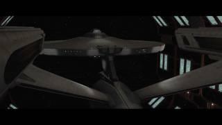 """Leaving Drydock"" - Star Trek TMP Remade"