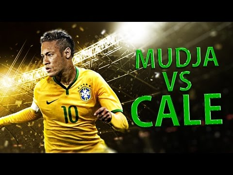 MUDJA VS CALE ! Pro Evolution Soccer 2016...