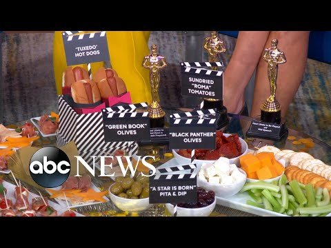 How to throw the ultimate Oscars watch party l GMA