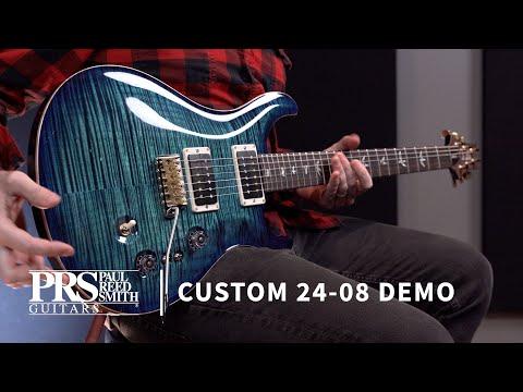 The Custom 24-08   PRS Guitars