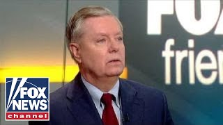 Lindsey Graham: Trump not tolerating North Korea's game