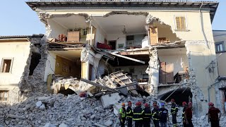 Italy marks national day of mourning after quake