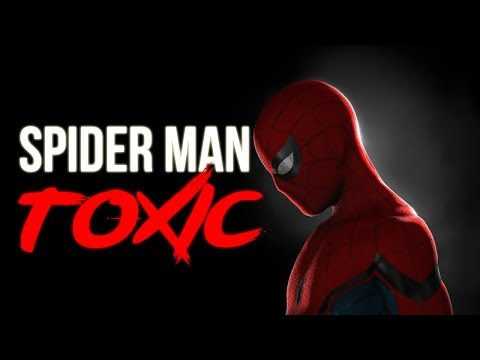 Spider Man - Toxic   Человек-Паук клип