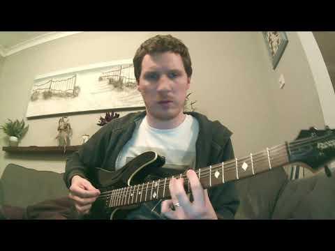 Fell On Black Days Rockschool Grade 6 Guitar