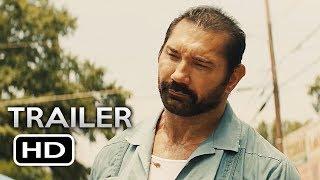 STUBER Official Trailer 2 (2019) Dave Bautista, Kumail Nanjiani Comedy Movie HD