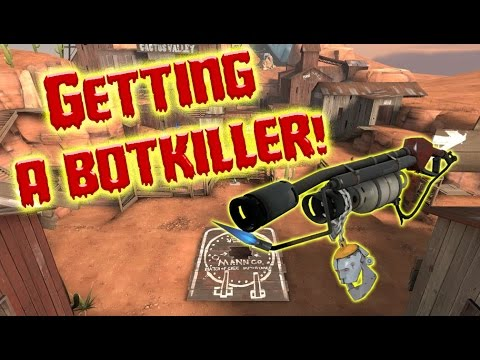 how to add a botkiller on weapons