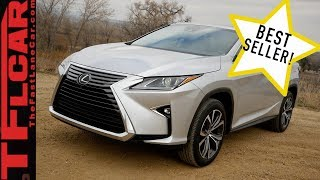 Here's Why the Lexus RX is the Best Selling Lexus in the US