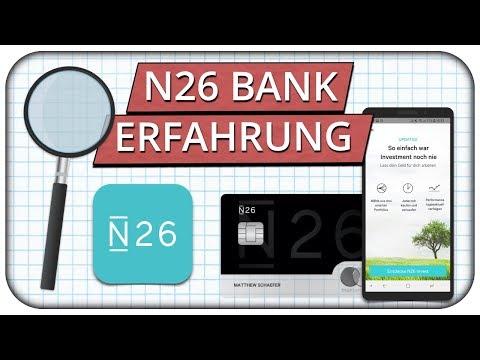 N26 Bank Test - Lohnt Sich Das Digitale Bankkonto? Meine Erfahrungen