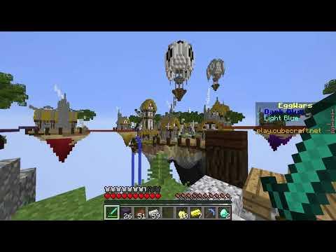 ANGREB FRA HIMLEN?! - Egg Wars - Dansk Minecraft