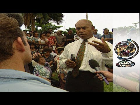 The Failed Businessman Who Took Over The Fijian Government (2000)