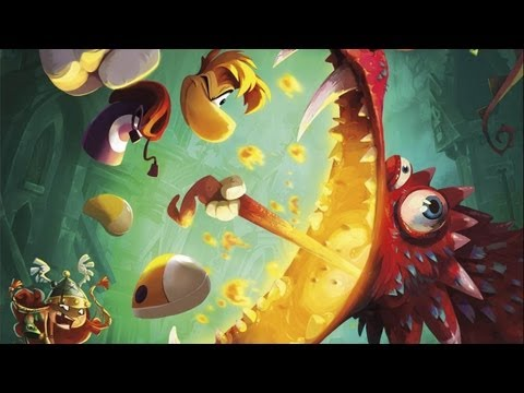 CGR Undertow - RAYMAN LEGENDS review for Nintendo Wii U