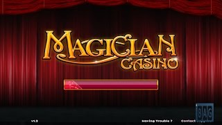Magician Casino (HD GamePlay)