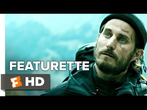 Point Break Featurette  Wingsuit Flying 2015  Luke Bracey, Tobias Santelmann Action HD