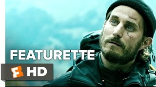 Point Break Featurette - Wingsuit Flying (2015) - Luke Bracey, Tobias Santelmann Action HD
