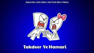 Maine Ki Mohabbat tune ki Bewafai song 😥😥 // status video mp3... // RA editor........