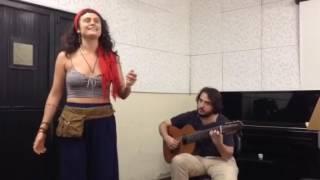 """Baixar Luiza Dreyer canta """"Abrigo de vagabundo"""""""