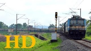 ANGUL WAG7 JHANSI WDM3D WITH BTPN TANKER RAKE | VIDEO DEDICATED TO RAILFAN SIDDHARTH SINGH RAJPUT