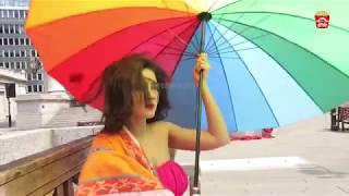 ছাতার তলায় কি করছে মাহি || Mahiya Mahi | Soham | OM | Tui Sudu Aamar