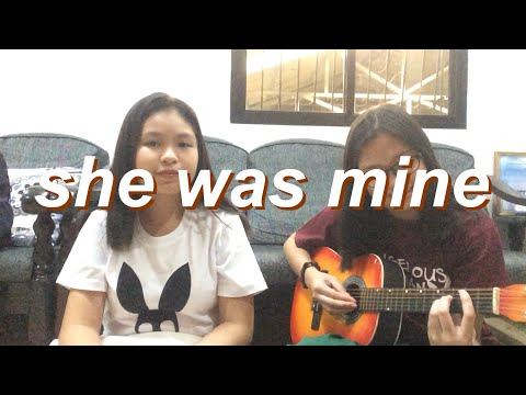 She Was Mine - Aj Rafael And Jesse Barrera (cover With Ashley)
