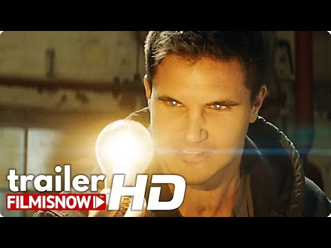 CODE 8 Trailer (2019)   Stephen Amell & Robbie Amell Sci-Fi Action Movie