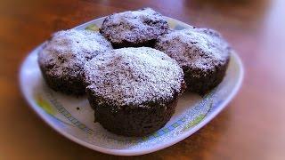 Шоколадный кекс в микроволновке за 1 минуту.(Вашему вниманию предлагаю рецепт вкусных шоколадных кексов. Рецепт приготовления кексов в микроволновке..., 2015-04-10T20:26:49.000Z)