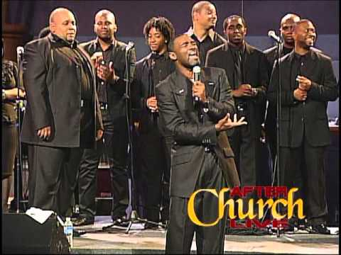 EARNEST PUGH BREAKS INTO SINGING HYMNS ACAPELLA AT AFTER CHURCH LIVE!