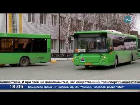 Грязные автобусы